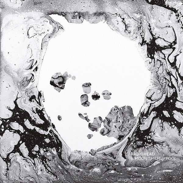 Radiohead - A Moon Shaped Pool (Deluxe)-Box Set-South