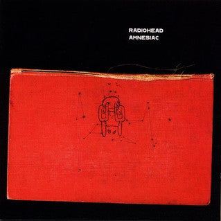 Radiohead - Amnesiac-Vinyl LP-South