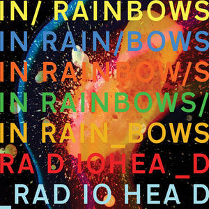 Radiohead - In Rainbows-Vinyl LP-South
