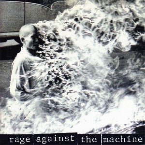 Rage Against The Machine - Rage Against The Machine-Vinyl LP-South