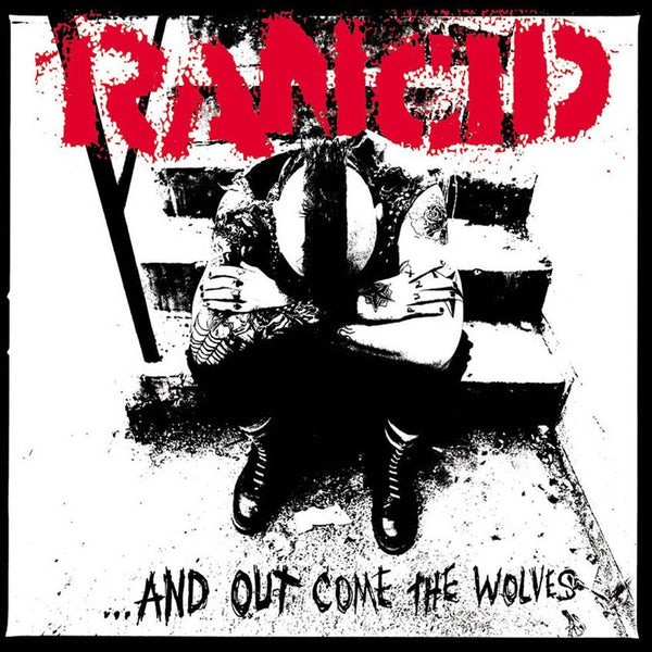 Rancid - ...And Out Come The Wolves-LP-South