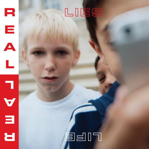 Real Lies - Real Life-CD-South