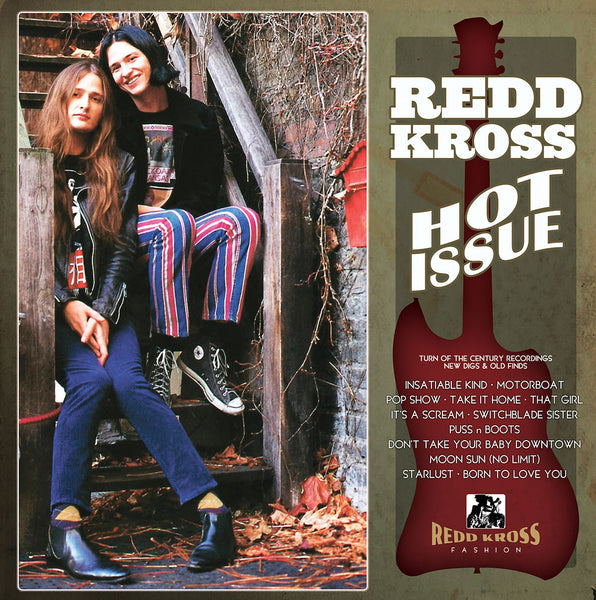 Redd Kross - Hot Issue-LP-South