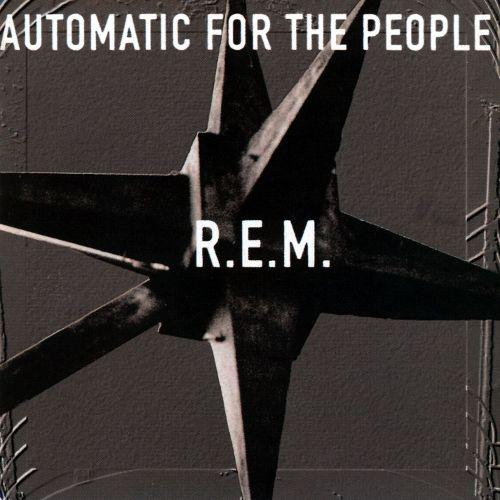 REM - Automatic For The People-LP-South