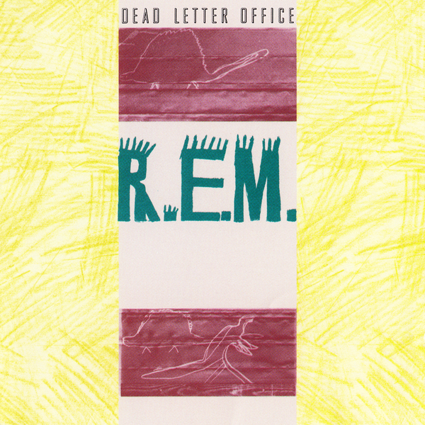 REM - Dead Letter Office-LP-South