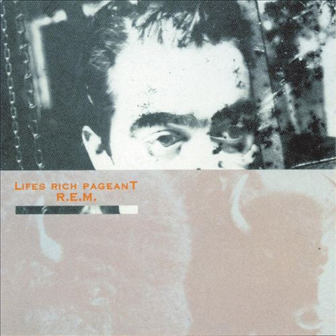 REM - Life's Rich Pageant-LP-South