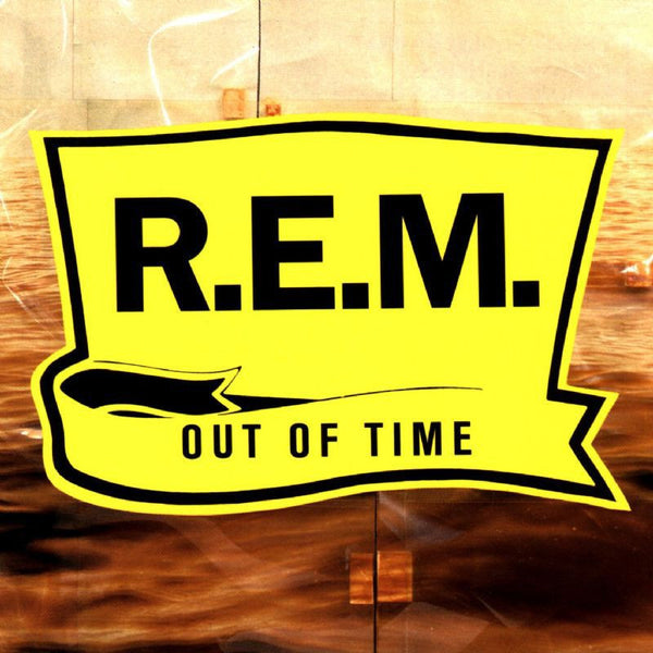 REM - Out Of Time-LP-South
