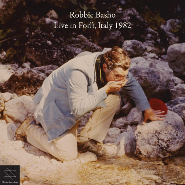 Robbie Basho - Live In Forli, Italy 1982-LP-South
