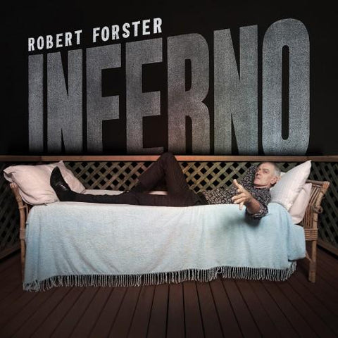 Robert Forster - Inferno-LP-South