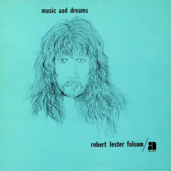 Robert Lester Folsom - Music And Dreams-LP-South