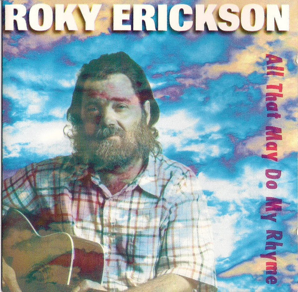 Roky Erickson - All That May Do My Rhyme-LP-South