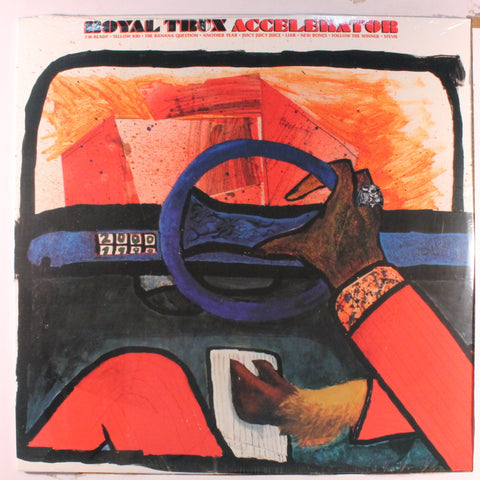 Royal Trux - Accelerator-LP-South