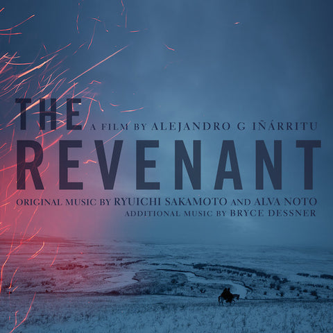 Ryuichi Sakamoto - The Revenant OST-LP-South