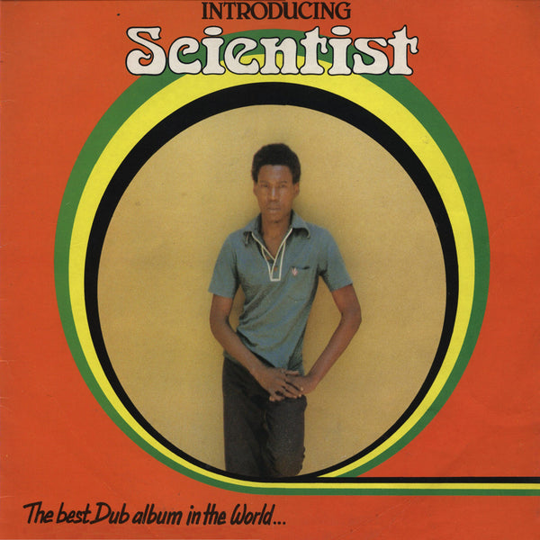 Scientist - Introducing Scientist: The Best Dub Album In The World-LP-South