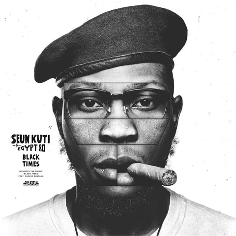 Seun Kuti & Egypt 80 - Black Times-LP-South
