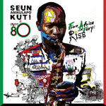 Seun Kuti & Egypt 80 - From Africa With Fury: Rise-LP-South