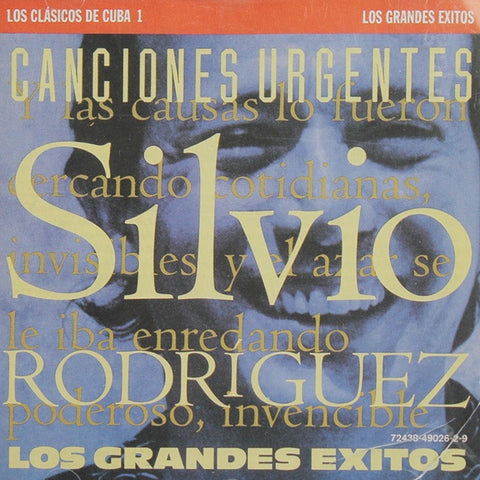 Silvio Rodriguez - Cuba Classics: Greatest Hits-LP-South