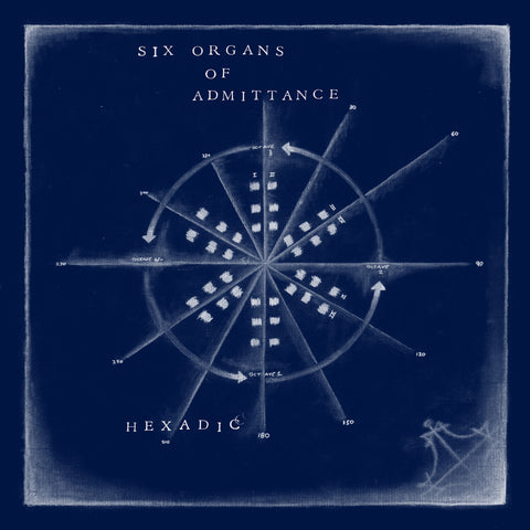 Six Organs of Admittance - Hexadic-CD-South