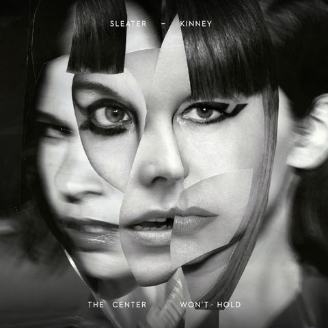 Sleater-Kinney - The Center Won't Hold-LP-South