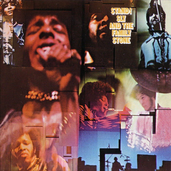Sly & The Family Stone - Stand!-LP-South
