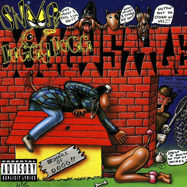 Snoop Doggy Dogg - Doggystyle-LP-South