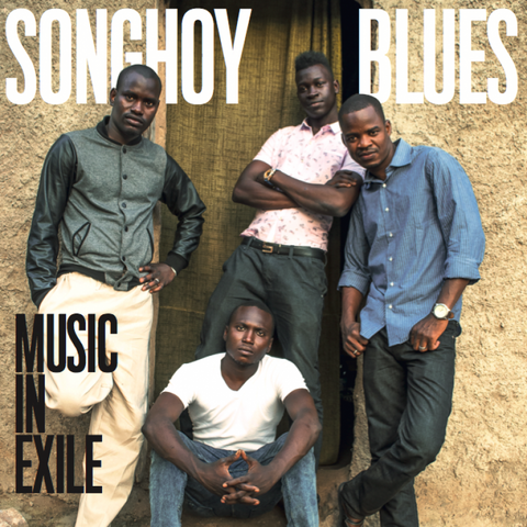 Songhoy Blues - Music In Exile-Vinyl LP-South