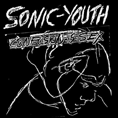 Sonic Youth - Confusion Is Sex-LP-South