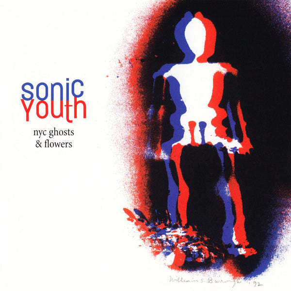 Sonic Youth - NYC Ghosts & Flowers-LP-South