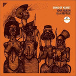 Sons Of Kemet - Your Queen Is A Reptile-LP-South