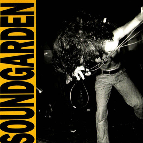 Soundgarden - Louder Than Love-LP-South