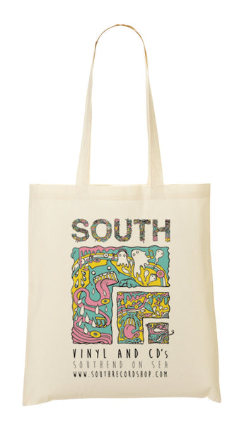 South Tote Bag-Tote Bag-South