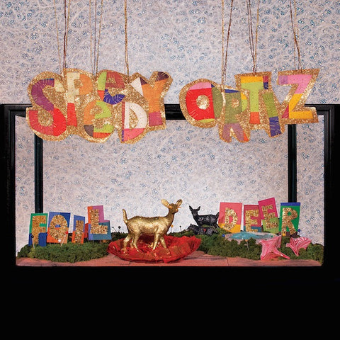 Speedy Ortiz - Foil Deer-Vinyl LP-South