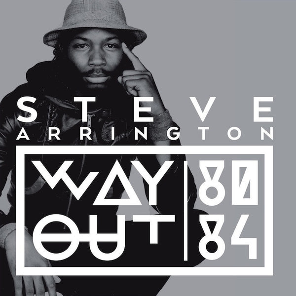 Steve Arrington - Way Out ('80-'84)-CD-South