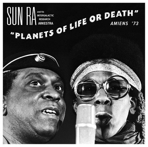 Sun Ra - Planets Of Life Or Death: Amiens '73-CD-South