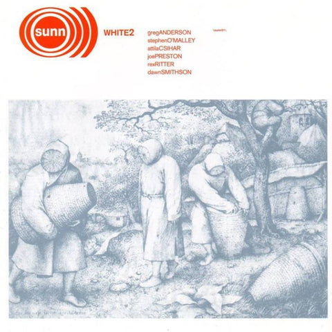Sunn O))) - White2-LP-South