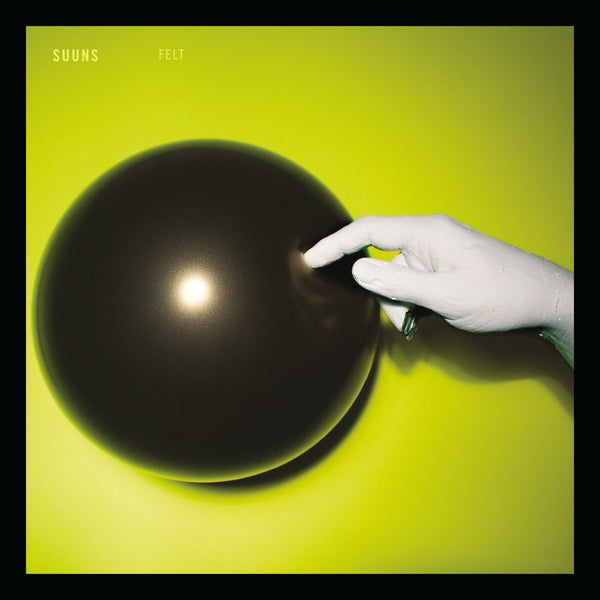 Suuns - Felt-LP-South