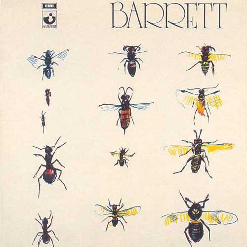 Syd Barrett - Barrett-Vinyl LP-South