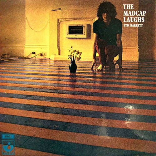 Syd Barrett - The Madcap Laughs-Vinyl LP-South