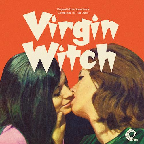 Ted Dicks - Virgin Witch OST-LP-South