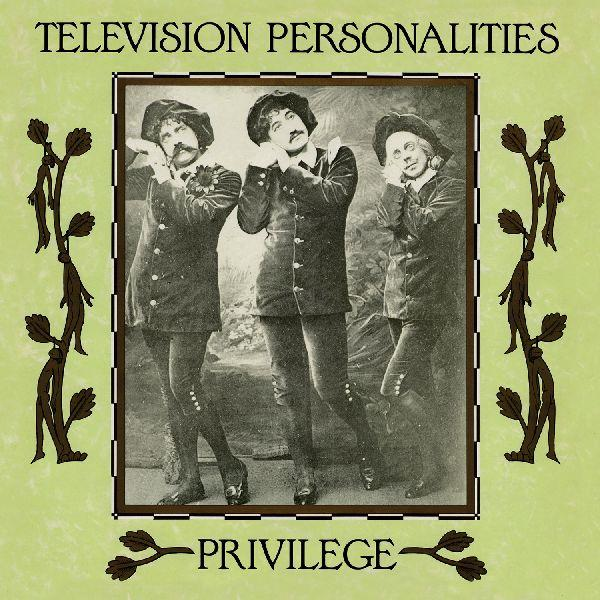 Television Personalities - Privilege-LP-South