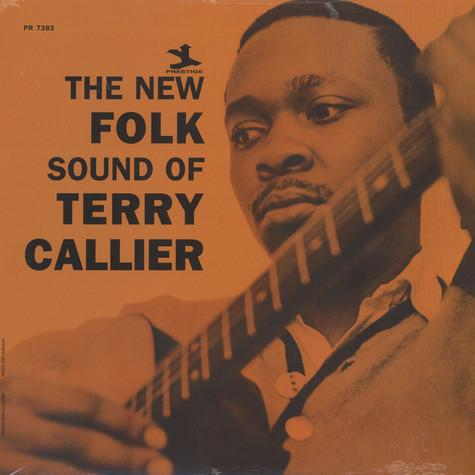 Terry Callier - The New Folk Sound Of Terry Callier-LP-South