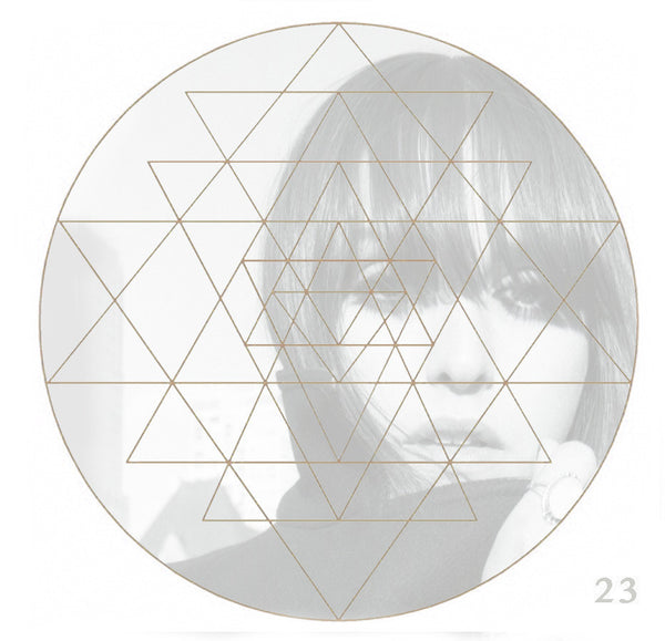 "Tess Parks & Anton Newcombe - Cocaine Cat-12""-South"