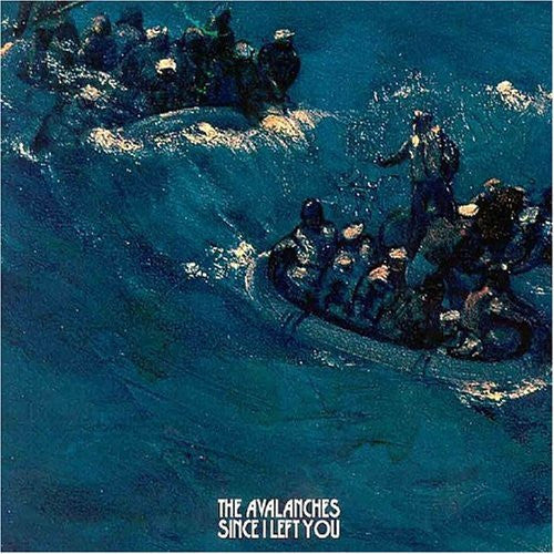 The Avalanches - Since I Left You-LP-South