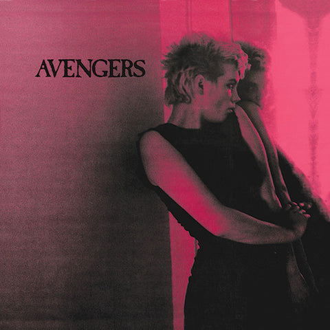 The Avengers - The Avengers-LP-South