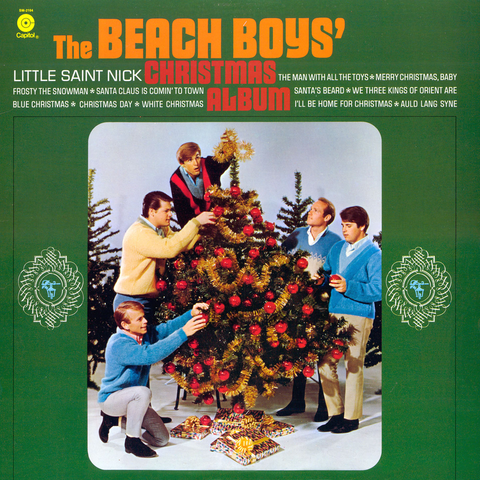 The Beach Boys - Christmas Album-LP-South