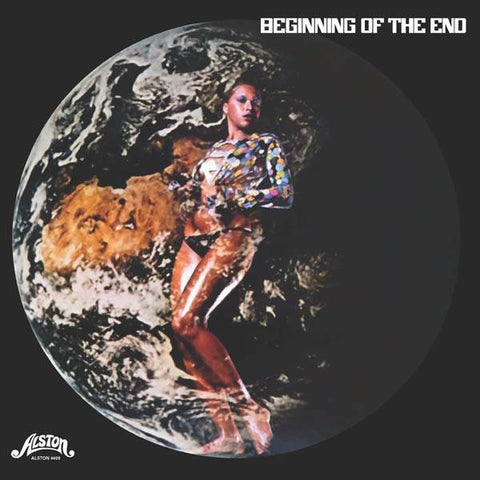 The Beginning Of The End - The Beginning Of The End-LP-South