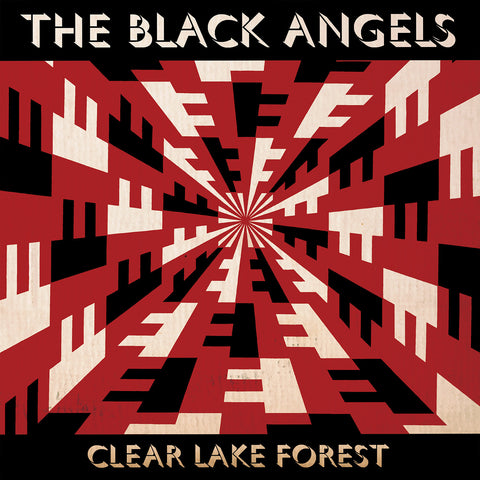 The Black Angels - Clear Lake Forest-Vinyl LP-South