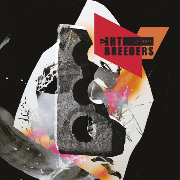 The Breeders - All Nerve-CD-South