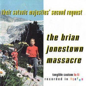 The Brian Jonestown Massacre - Their Satanic Majesties' Second Request-LP-South