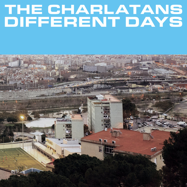 The Charlatans - Different Days-CD-South
